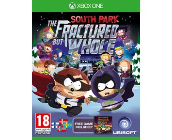 Xbox One SouthPark Fractured but Whole