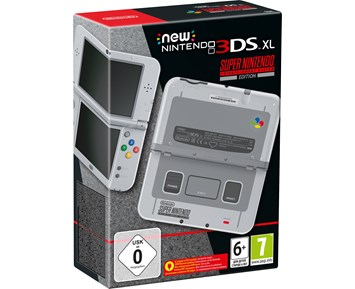 3DS New 3DS XL HW SNES Edition