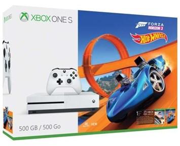 Microsoft One S 500 GB Forza 3+Hotwheels