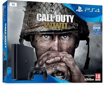 Sony PlayStation 4 Slim 1TB CoD
