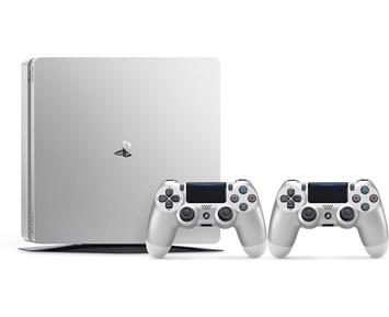 Sony PlayStation 4 Slim 500GB Silve