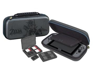 Rds Switch Deluxe Case Zelda Grey