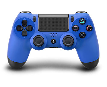 Sony PS4 Dual Shock Blue