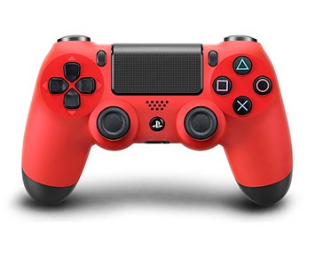 Sony PS4 Dual Shock Red