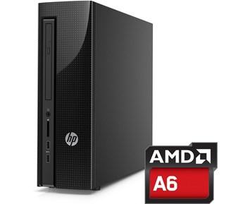 Hp Slimline 450 A220no Liten Dator Med Stor Tillförlitlighet