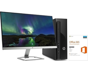 HP Slimline 260-a100no+24es+Offic