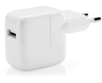 Apple USB-strömadapter på 12 W