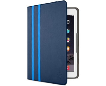Belkin Twin Stripe Folio Blue