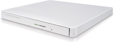 LG Slim External Base DVD-W White