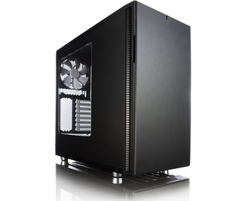 Fractal Design Define R5 Black Pearl Windowed
