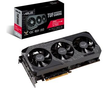 ASUS Radeon RX 5700 TUF Gaming OC