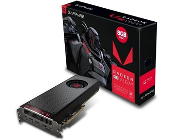 Sapphire RX Vega 64 8GB