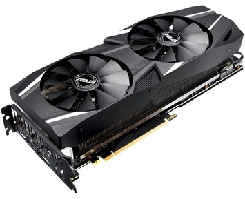ASUS GeForce RTX 2070 Dual 8GB