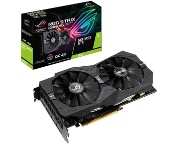 ASUS GeForce GTX 1650 Strix Gaming OC 4GB