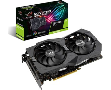 ASUS GeForce GTX 1650 Super ROG Strix Gaming Advanced 4GB
