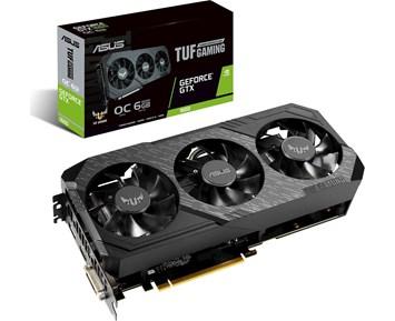 ASUS GeForce GTX 1660 TUF 3x Gaming OC