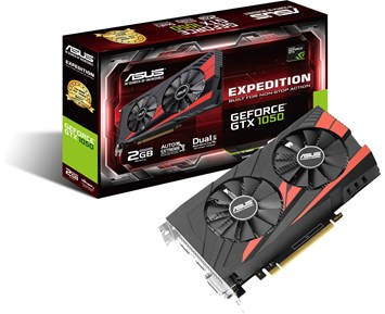 ASUS GeForce GTX1050 EX 2GB
