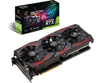 ASUS GeForce RTX 2060 ROG Strix Gaming Advanced 6GB
