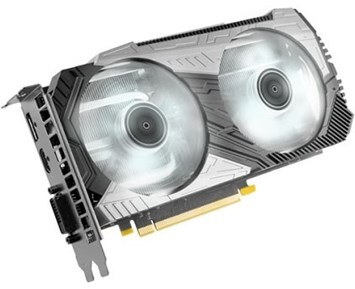 KFA2 GeForce RTX 2060 Super 1 Click OC White Led