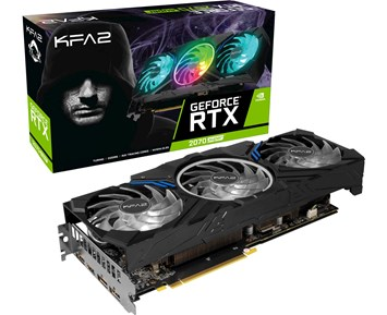 KFA2 GeForce RTX 2070 Super Work The Frames