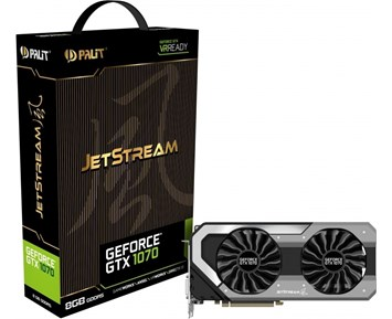 Palit Geforce GTX1070 8GB Jetstream