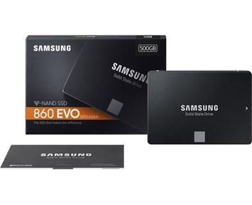 Samsung 860 EVO Series 500GB
