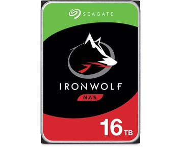 Seagate IronWolf ST16000VN001 16TB