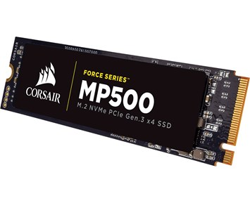Corsair Force MP500 500GB NVMe
