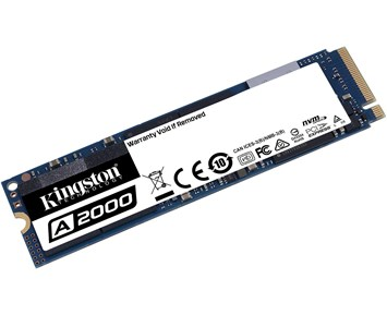 Kingston A2000 SSD 1000GB