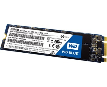 WD Blue Series M.2 250GB