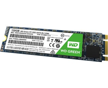 WD Green Series M.2 120GB OEM