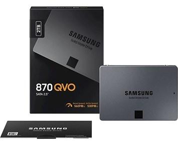 Samsung 870 QVO 2TB 2.5″