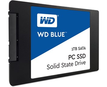 WD Blue Series SSD 1TB