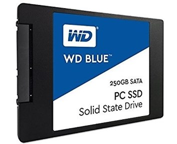 WD Blue Series SSD 250GB