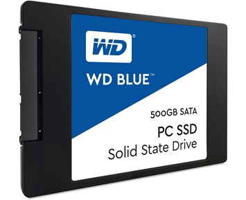 WD Blue Series SSD 500GB