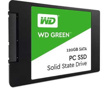 WD Green Series SSD 120GB