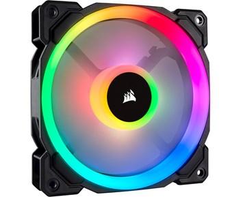 Corsair LL Series LL120 RGB Svart