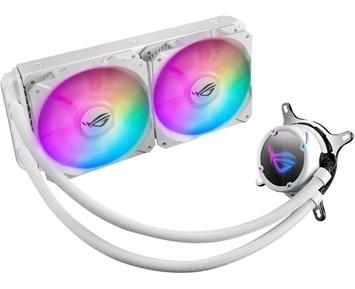 ASUS ROG STRIX LC 240 RGB WHITE EDITION (2x120mm)