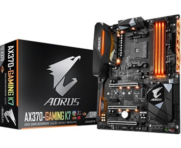 Aorus by Gigabyte GA-AX370-Gaming K7