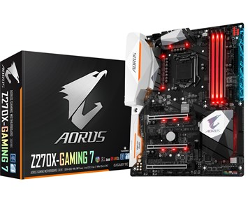 Aorus by Gigabyte GA-Z270X-Gaming 7