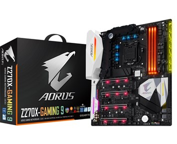 Aorus by Gigabyte GA-Z270X-Gaming 9