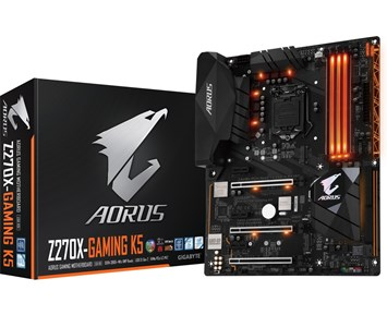 Aorus by Gigabyte GA-Z270X-Gaming K5