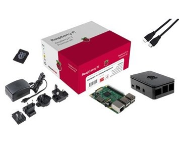 Raspberry Pi 3 Premium Kit