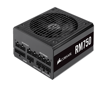 Corsair RM Series™ RM750 80 PLUS Gold Fully Modular