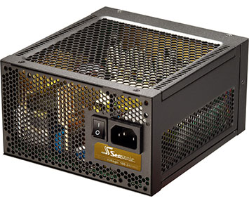 Seasonic Platinum 520W Fanless