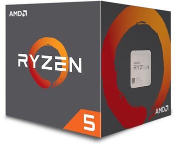 AMD Ryzen 5 – 1600X