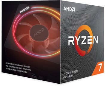 AMD Ryzen 7 - 3800X 3.9GHz