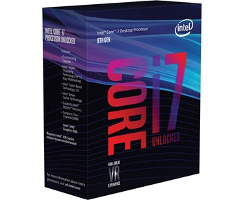 Intel Core i7-8700K 3.70GHz