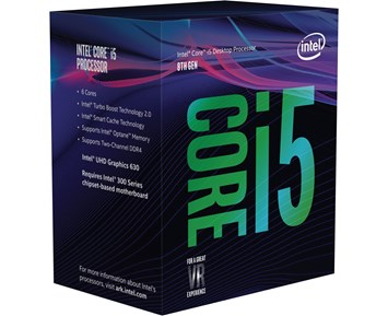 Intel Core i5-8400 2.80GHz