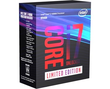 Intel Core i7-8086K Limited Edition